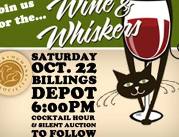 The Rimrock Humane Society's 2nd Annual Wine & Wiskers _3423501819703738504