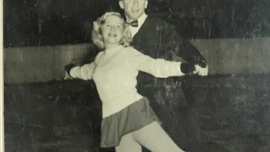Walter Brainbridge remembers competing in ice dancing_-237024032098139599