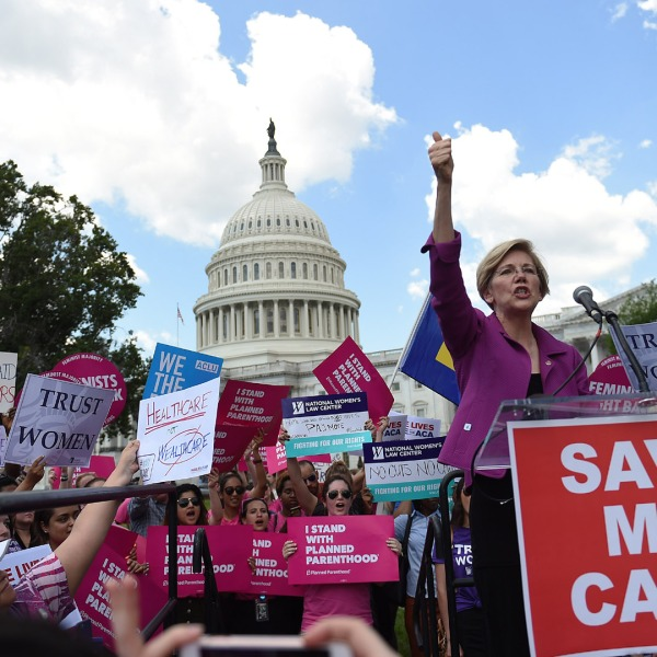 The winners and the loser in the Senate health care bill ...