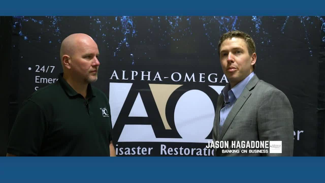 Banking On Business - Alpha Omega
