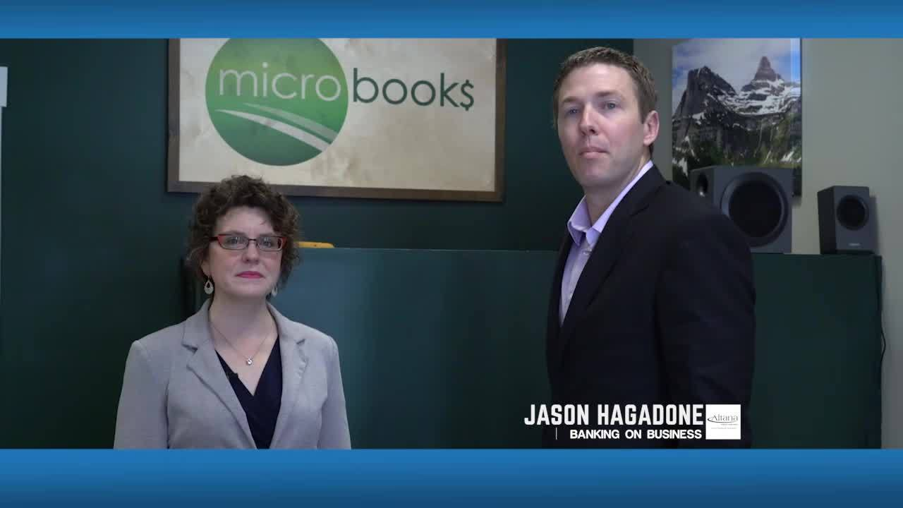Banking On Business - Microbooks