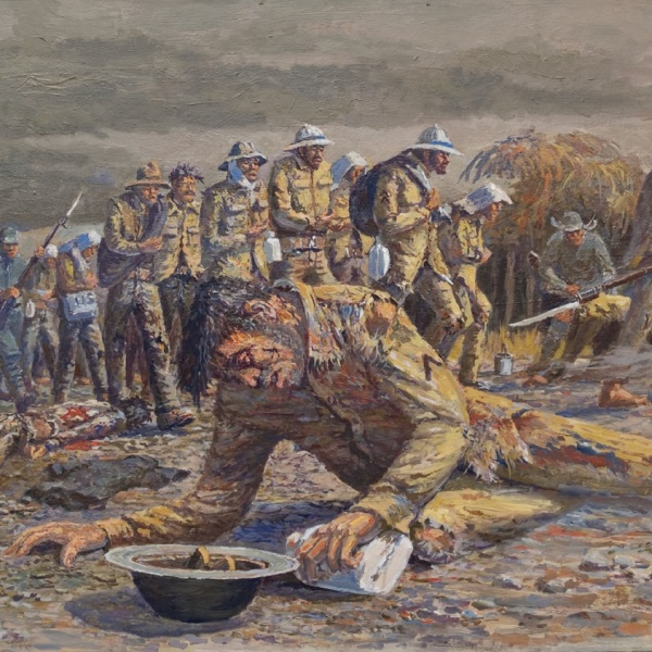 Ben Steele  The Bataan Death March  oil on canvas  jpeg_1557497325535.jpg.jpg