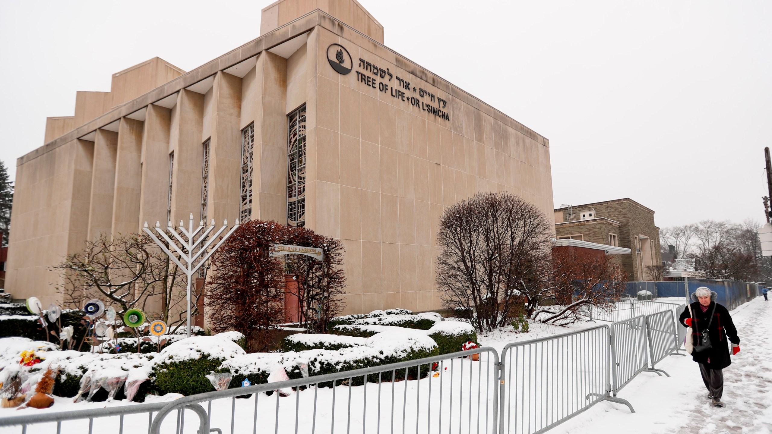 Tree of Life Synagogue