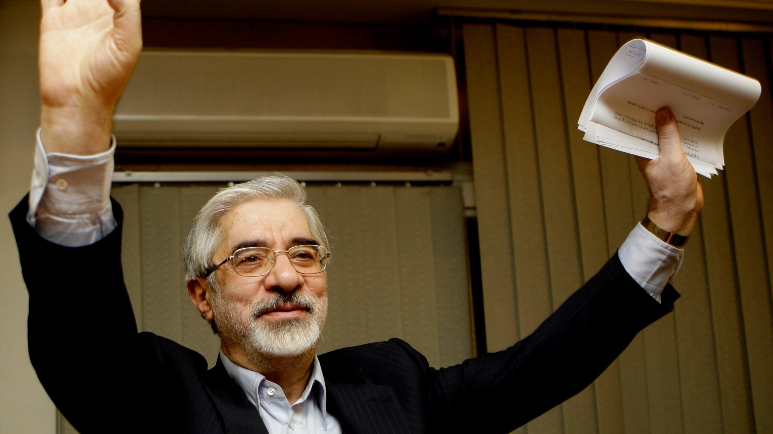 Mir Hossein Mousavi