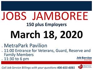 Jobs Jamboree Billings