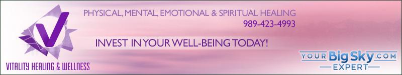 Vitality Healing and Wellness