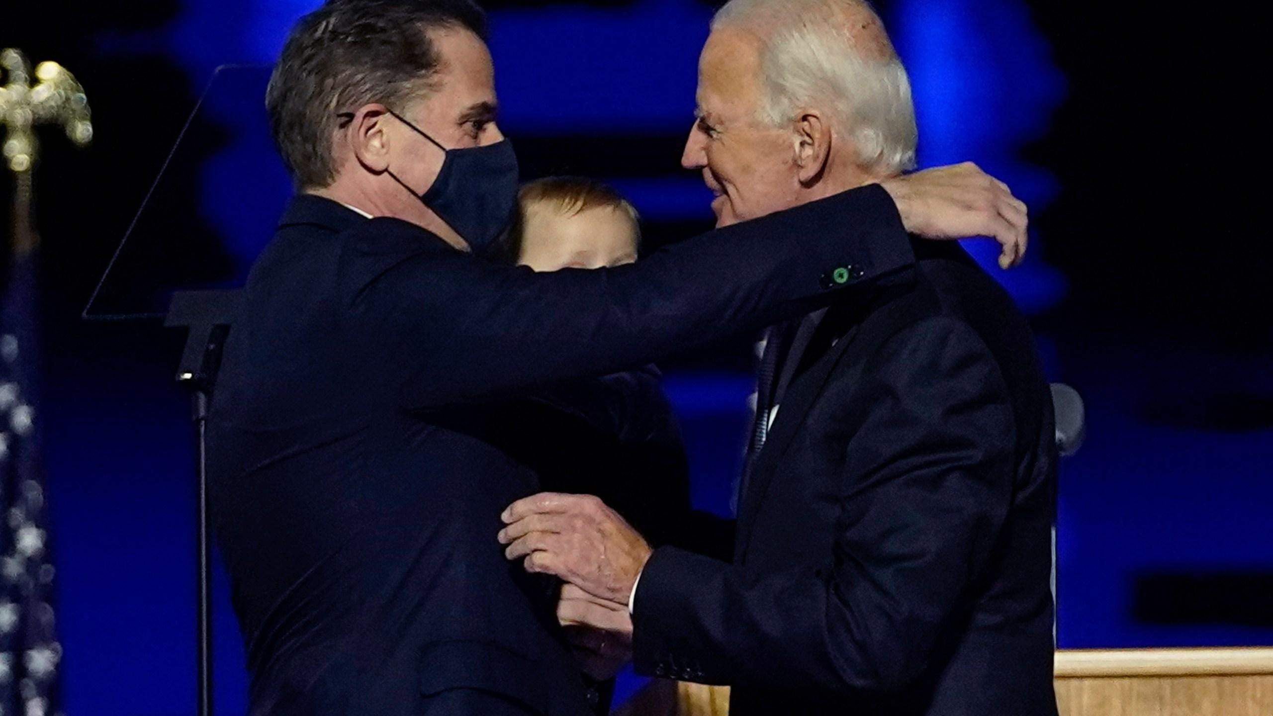 Joe Biden, Hunter Biden