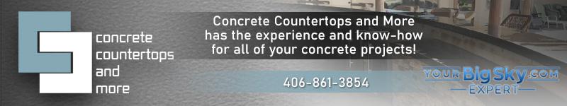 Concrete Countertops and More