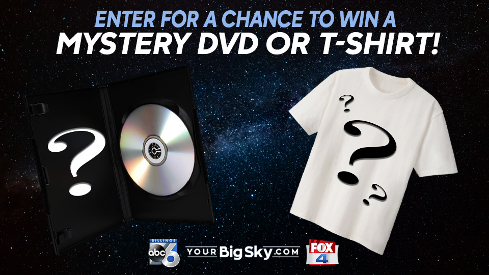 Register to win a mystery t-shirt!